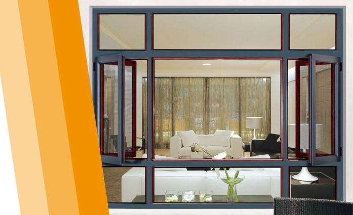 Aluminium windows supplier-MORN BM