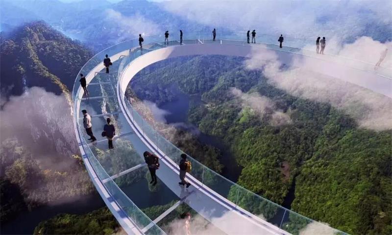 SGP-laminated-glass-bridge-China-MORN