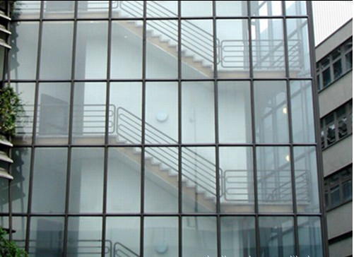 insualted glass facade manufacturer-morn bm
