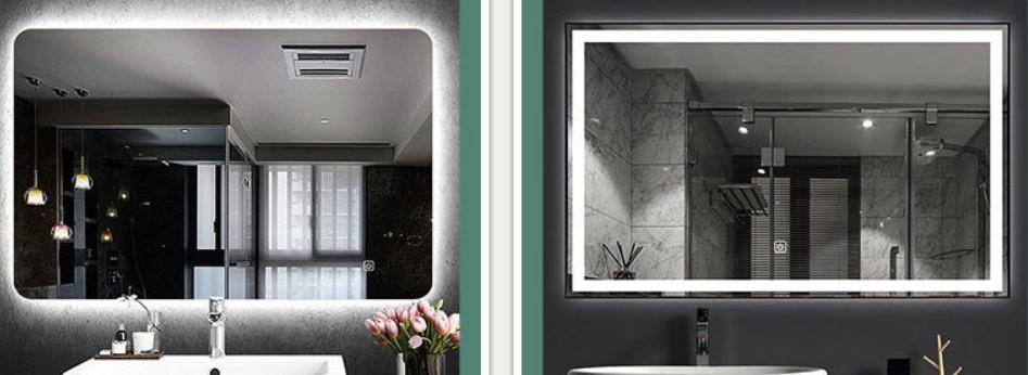 LED-mirror-types