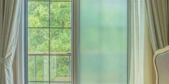 FROSTED GLASS WINDOWS-BIRD FRIENDLY GLASS