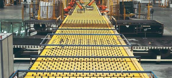 Float glass production line-morn-china