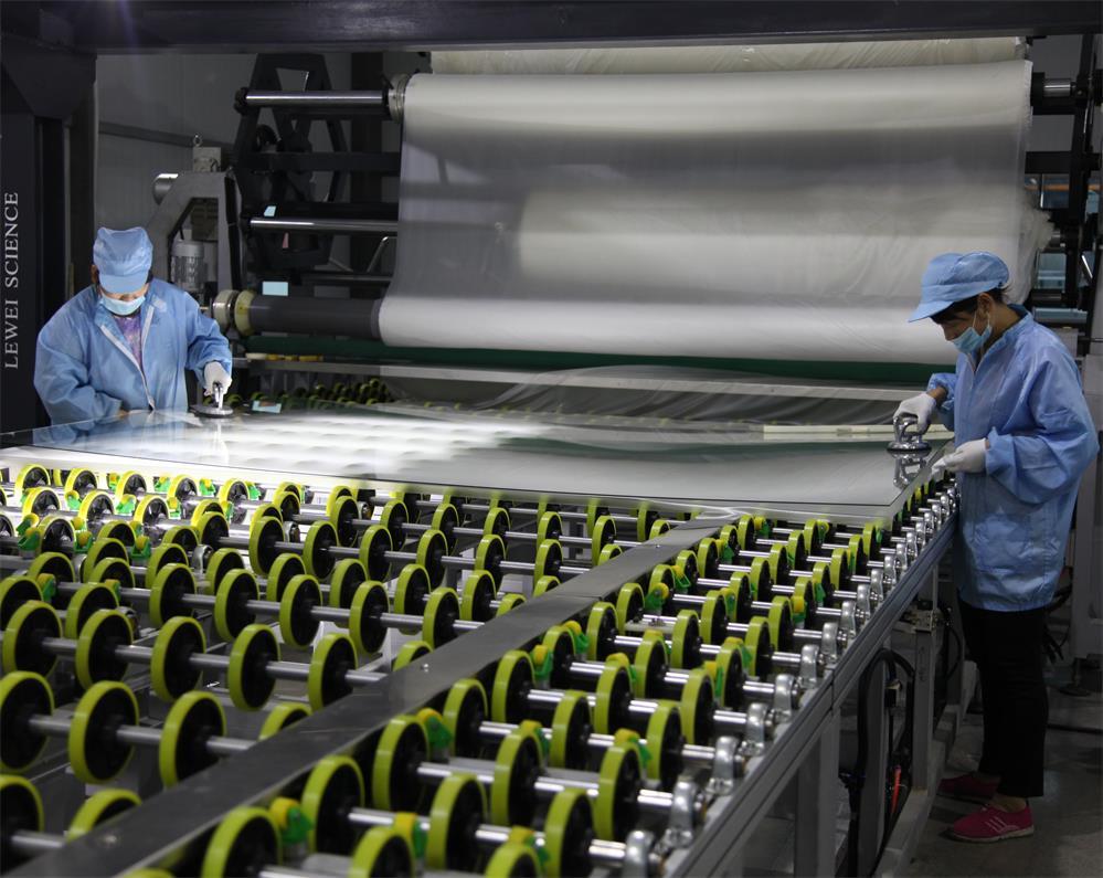 pvb laminated glass production-China morn-PVB thickness