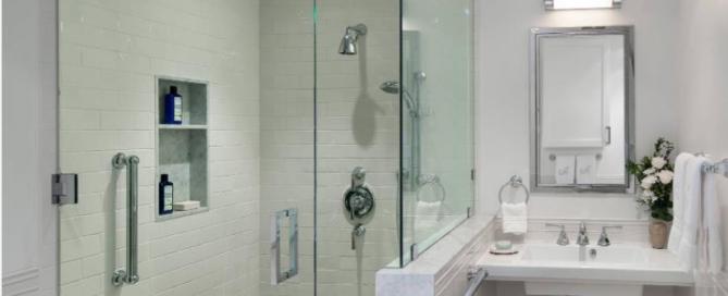 shower door glass manufacturer-China MORN-QUALITY